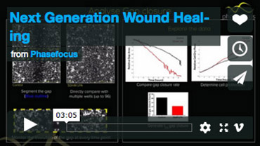 Phasefocus - Next Generation Wound Healing